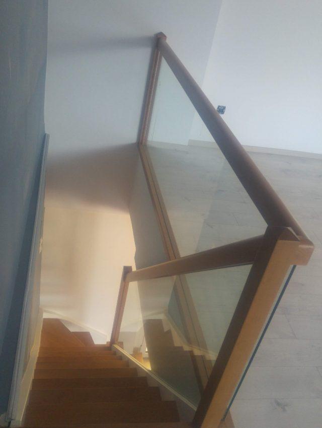 Ξύλινη σκάλα INDIO