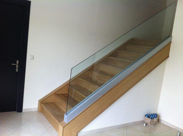 Ξύλινη σκάλα ODIN