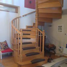 Ξύλινη σκάλα GLADYS