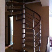 Ξύλινη σκάλα KARIN
