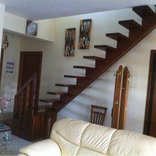 Ξύλινη σκάλα ALINA