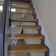 Ξύλινα Σκαλοπάτια TAZIA