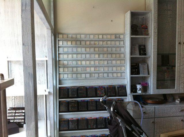 Ξύλινες κατασκευές – κατάστημα Τέχνημα