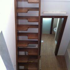 Ξύλινη σκάλα EREVAN