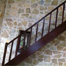 Ξύλινη σκάλα SABINE