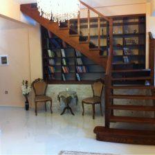 Ξύλινη σκάλα VIENA