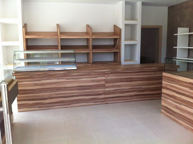 Ξύλινες κατασκευές – Πρατήριο Άρτου