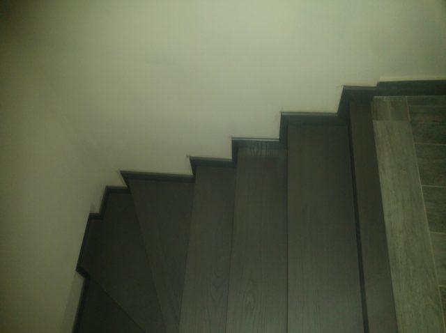 Ξύλινη σκάλα SERENA
